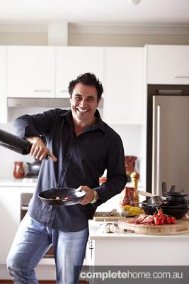 Chef Miguel Maestre