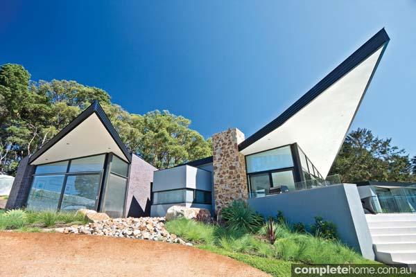 A beautiful home from Saaj Design.