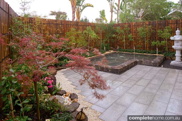 Japanese Style Backyard Design : REAL BACKYARD Japanese garden design  Completehome