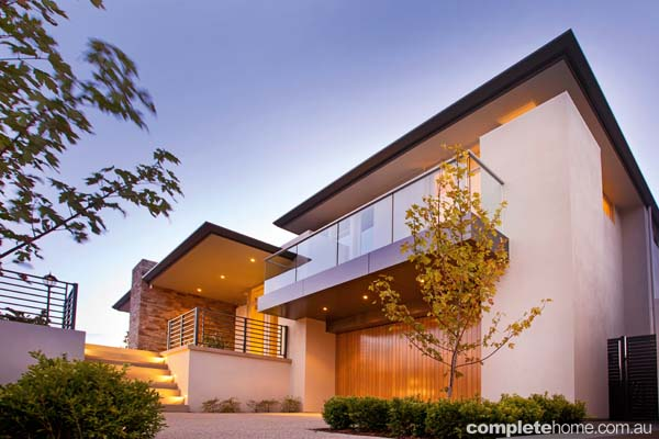 Complete home - Nature integrated houses perfect harmony ...