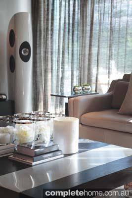 Lounge Hardwood Low Coffee Table