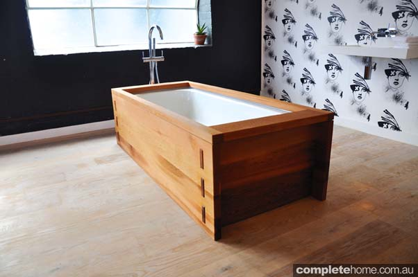 Freestanding Day Spa Style Bath