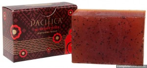 luxury mexican sweet orange and cedarwood soap