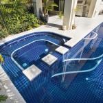Environmentally friendly pool paradise