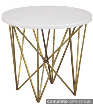 George Round SIide Table by Cocorepublic