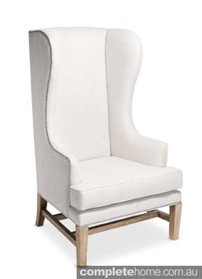 High Back Halden Chair from cocorepublic