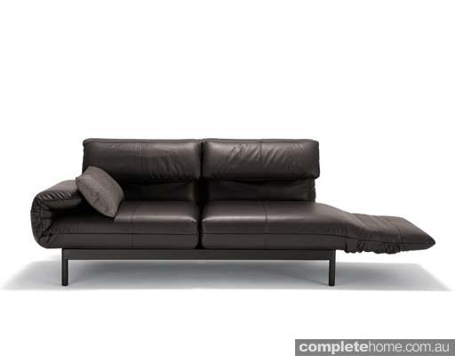 modular designer reclining sofa