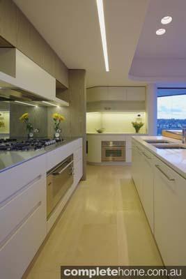 Grand Designs Australia modern kitchen