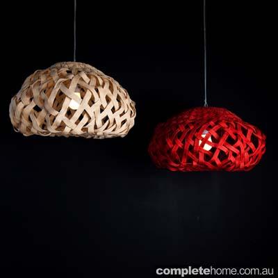 Basket pendants eco lamps