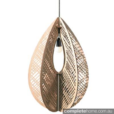 hardwood seed eco lamp