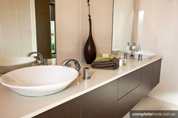 Bathroom design by Sydney Select Constructions