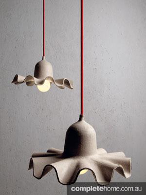 egg of columbus pendant paper light shade