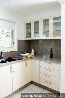 kitchen makeover worktops