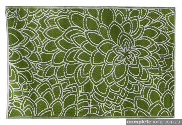 Eden Outdoor Rug eco chic