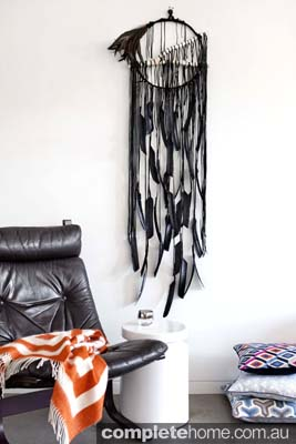 Electriclove Wall Hanging