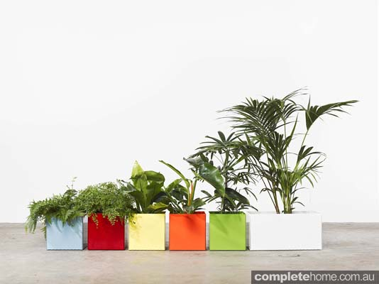 Planter contemporary