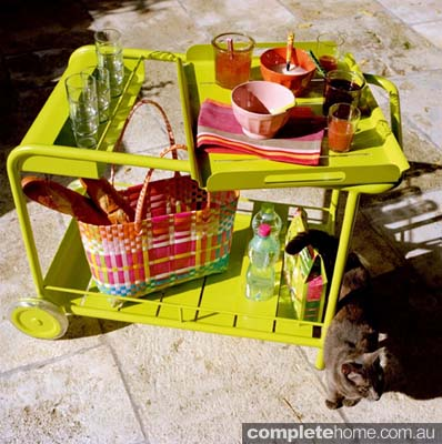 Trolley Classic versatile quirky design