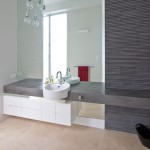 Bliss in a contemporary master ensuite