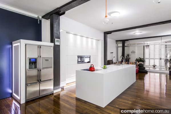 Staron kitchen design - modern and cool