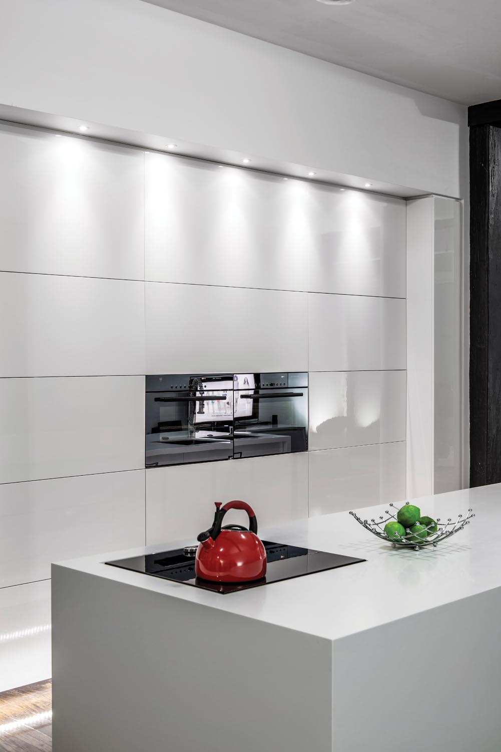 Modern and cool kitchen design