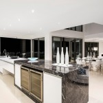 Waterfront bliss: Eclectic kitchen design and interiors