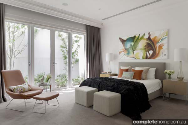 Toorak Bedroom