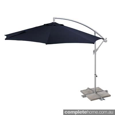 fabric modern parasol