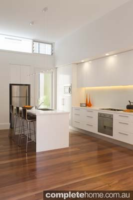 Light bright kitchen design Completehome