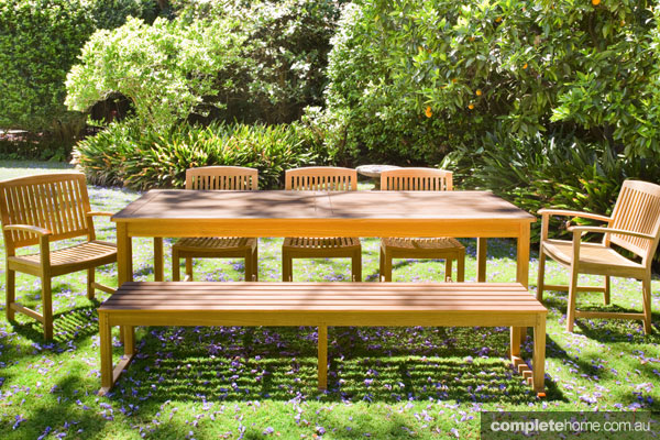 Cotswold Teak Imported Furniture Pembroke table