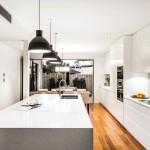 Light-filled modern kitchen design