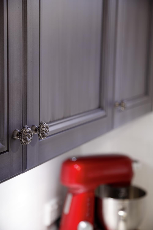 Classic sleek cabinetry