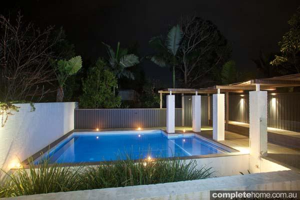 Rogers Pool pool design