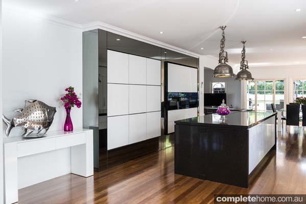 Enigma Interiors - bright and chic kitchen