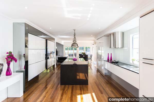 Enigma Interiors - timber flooring