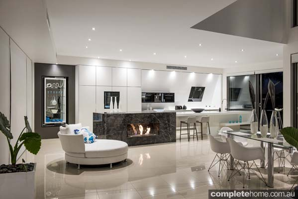 award winning modern kitchen design