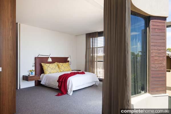 soft furnishings modern bedroom design