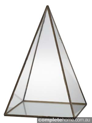 geometric display box