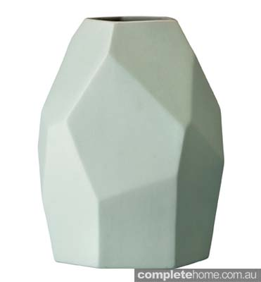 geometric vase lets get geometric completehome