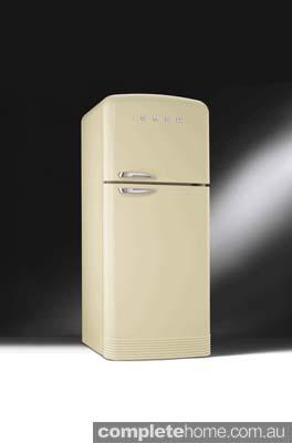 iconic retro fridge