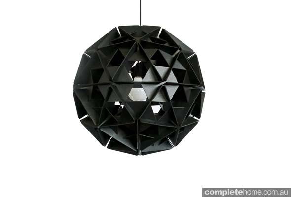 Geo Light Black