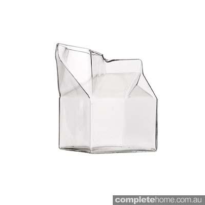 GlassMilkJug