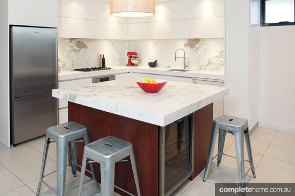Art of Kitchens - funky modern kitchen