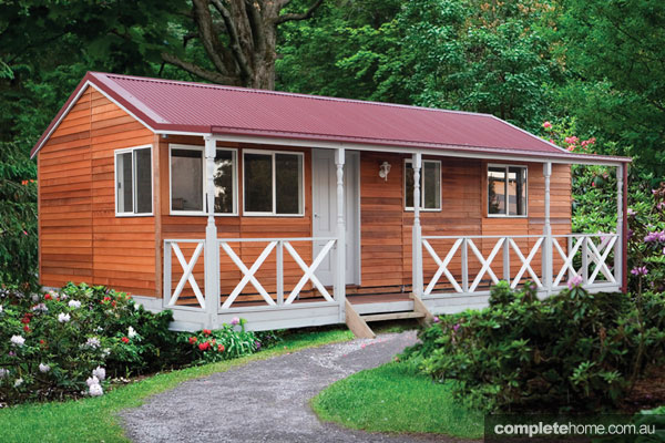 Cedarshed manufactured homes
