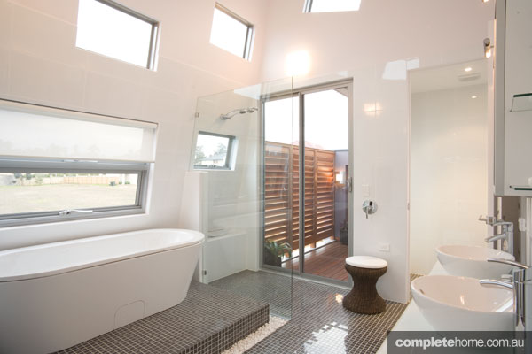 Aspect Design Contemporary bathroom