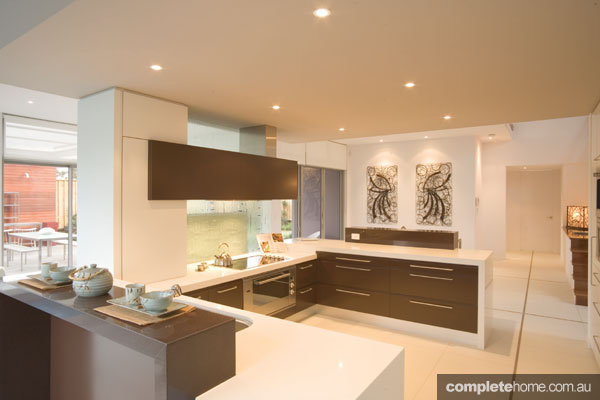 Aspect Design modern kitchen design