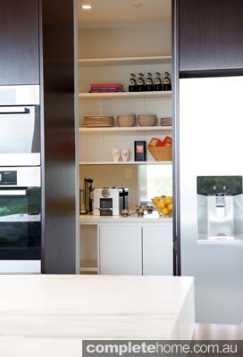 Art of Kitchens - cupboard space