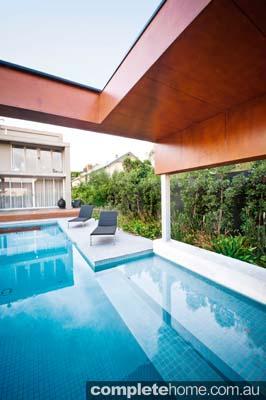 resort garden design