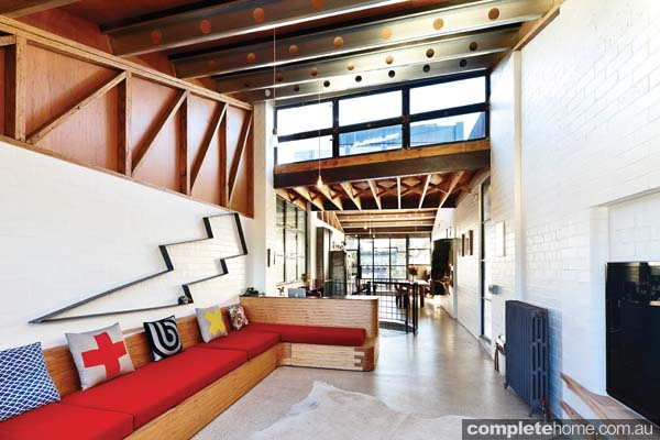 Grand designs australia south melbourne brick house for Design industry melbourne