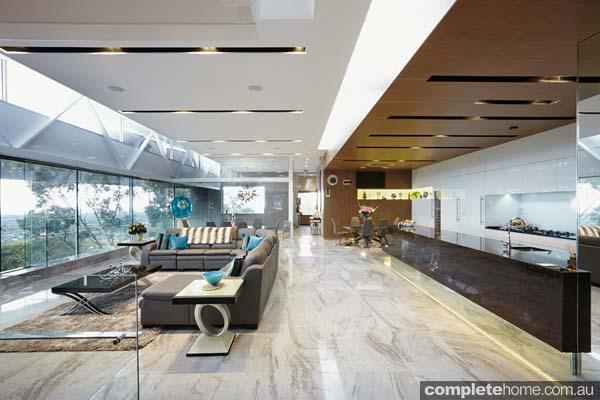 Grand designs australia torrens park modern mansion for Modern australian home designs
