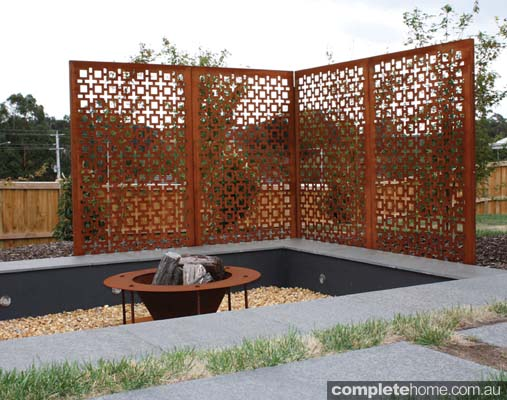 Outdoor Privacy Screen Panels Sydney Sydney Fencing Direct